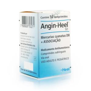 Angin-Heel SD 50 comprimidos – Heel