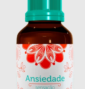 Floral Ansiedade – Ansiolide 30ml Gotas – Thérapi