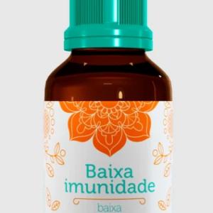Floral Baixa Imunidade – Imunizare 30ml Gotas – Thérapi