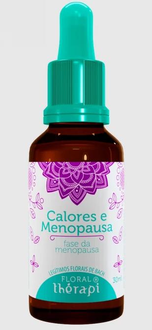 CALORES E MENOPAUSA FLORAL THÉRAPI 30 ML GOTAS