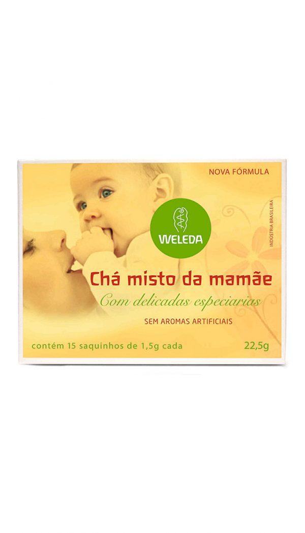 Chá Misto da Mamãe - Weleda