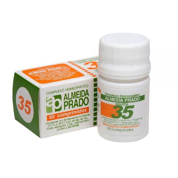 Complexo Homeopático n°35