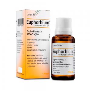 Euphorbium Gotas 30ml – Heel