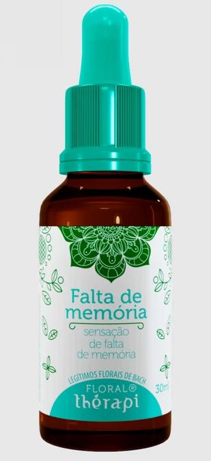 FALTA DE MEMÓRIA FLORAL THÉRAPI 30 ML GOTAS