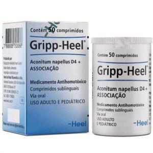 Gripp-Heel 50 comprimidos – Heel