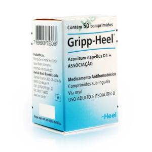 GRIPPHEEL – 50 COMPRIMIDOS