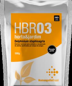 HBR 03 Horta&Jardim – Delphinium staphisagria – 500g