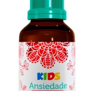 Floral Kids Ansiedade – Ansiolide 30ml Gotas – Thérapi