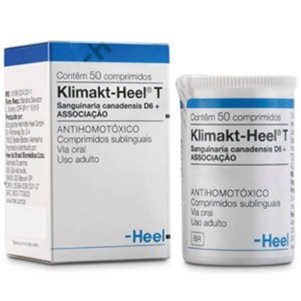 Klimakt-Heel - 50 comprimidos