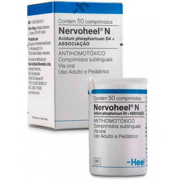 Nervoheel - 50 comprimido