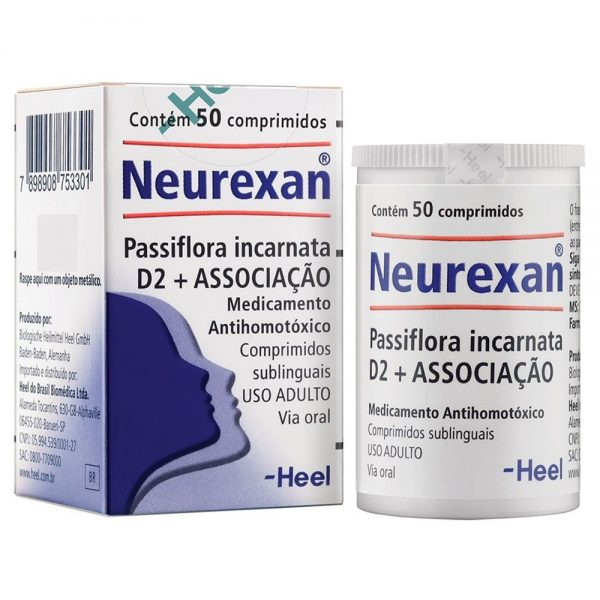 Neurexan - 50 comprimidos