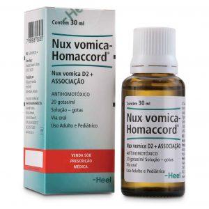 Nux Vomica Homaccord Gotas 30ml – Heel