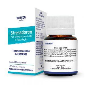 Stressdoron 80 Comprimidos – Weleda