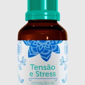 Floral Tensão e Stress – Tenrelax 30ml Gotas – Thérapi