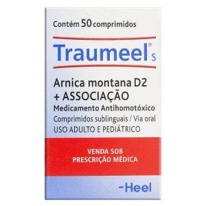 Traumeel 50 comprimidos – Heel