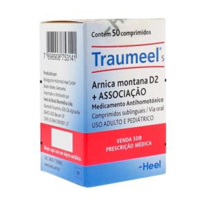 TRAUMEEL COM 50 COMPRIMIDOS