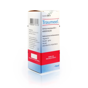 Traumeel Gotas 30ml – Heel