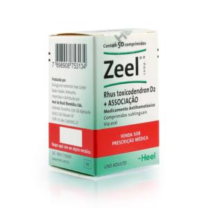 Zeel 50 comprimidos – Heel