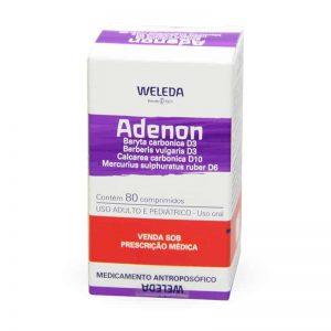 Adenon 80 comprimidos – Weleda