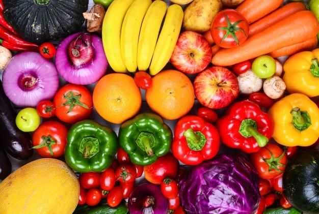 legumes  frutas e verduras orgânicos