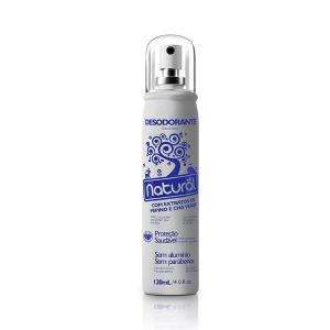 Desodorante Pepino e Chá Verde 120ml – Orgânico Natural