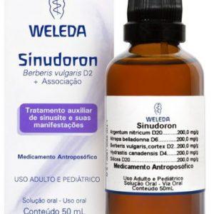 Sinudoron Gotas 50ml – Weleda