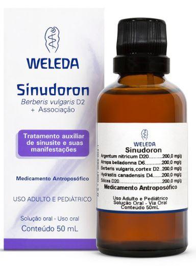 Sinudoron 50ml - Weleda