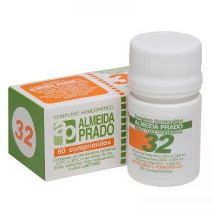 Complexo Homeopático Rhus toxicodendron Almeida Prado 32