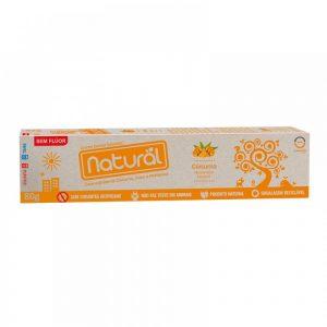 Creme Dental Natural Suavetex Cúrcuma, Cravo e Melaleuca 80g