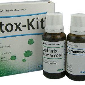 Kit DETOX HEEL – Homotoxicologia