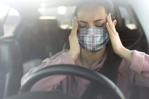crise aguda de sinusite