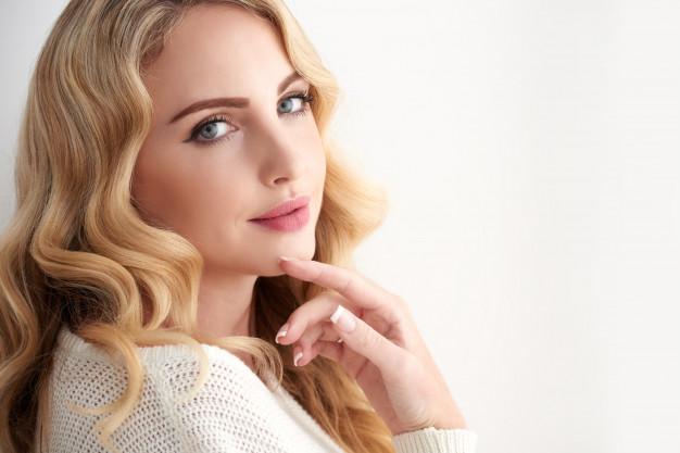 produtos naturais para cabelo loiro