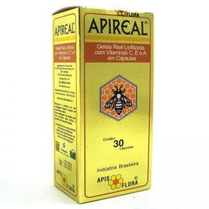 Apireal Geléia Real 30 cápsulas – Apis Flora