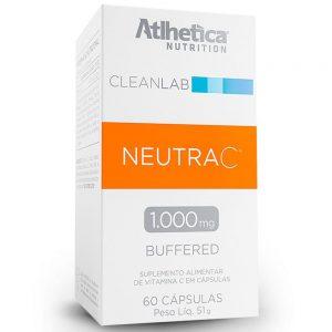 Neutra C 1000mg 60 cápsulas – Atlhetica Nutrition