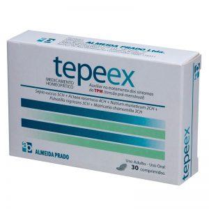 Tepeex 30 comprimidos – Almeida Prado