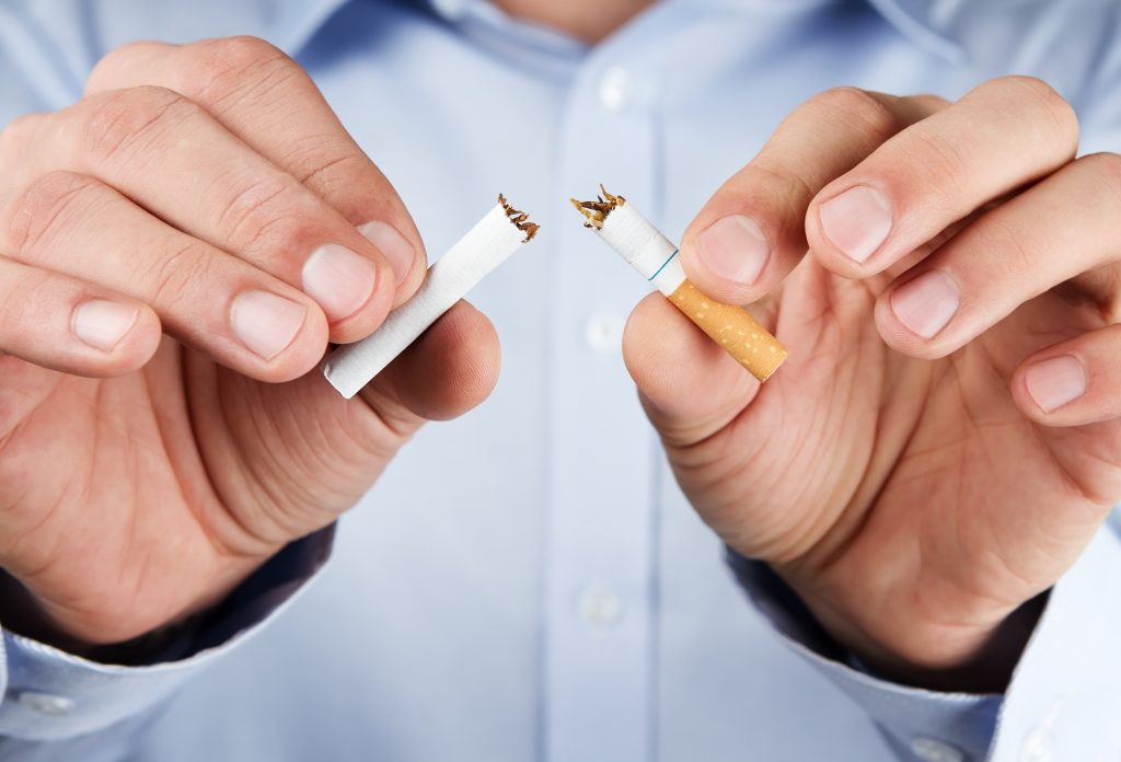Homeopatia para parar de fumar