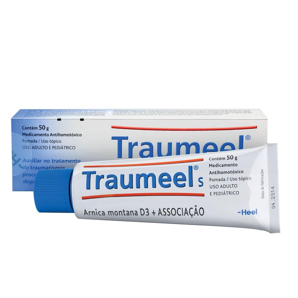 O que é e para que serve Traumeel?