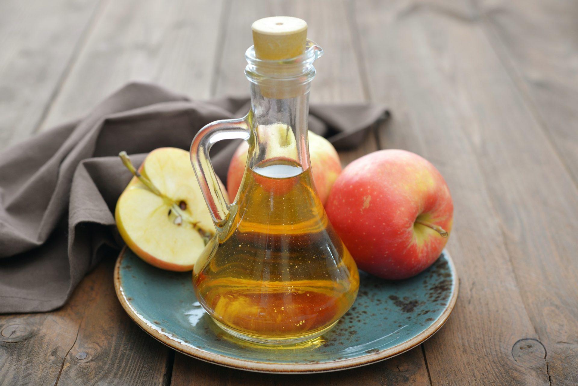 Remédio para emagrecer natural Vinagre de maçã é acelerador do metabolismo